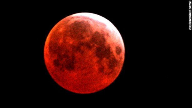 NASA: Beautiful blood moon, when lunar eclipse comes Tuesday - CNN.com