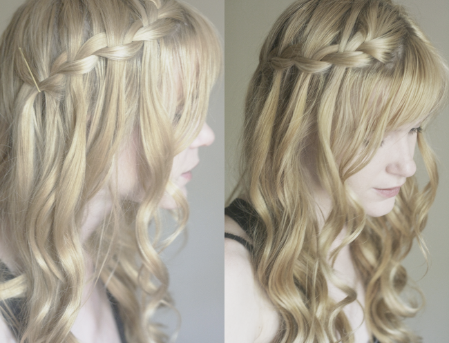 Favorite-Fishtail-and-Waterfall-Braid-650x497