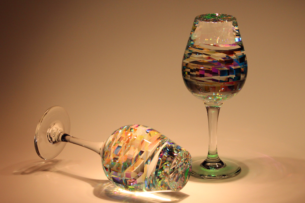 Bella-Duos-Fine-Art-Wine-Glass-Sculpture-GLASS-ARTIST-JACK-STORMS-5-Bella-Duos-Glass-Sculpture-by-Fine-Art-Glass-Artist-Jack-Storms