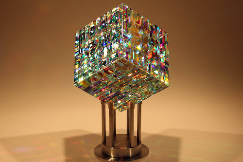 Chroma-Cube-Fine-Art-Glass-Contemporary-Sculpture-by-glass-artist-Jack-Storms-4-Glass-Sculpture-by-Fine-Art-Glass-Artist-jack-Storms