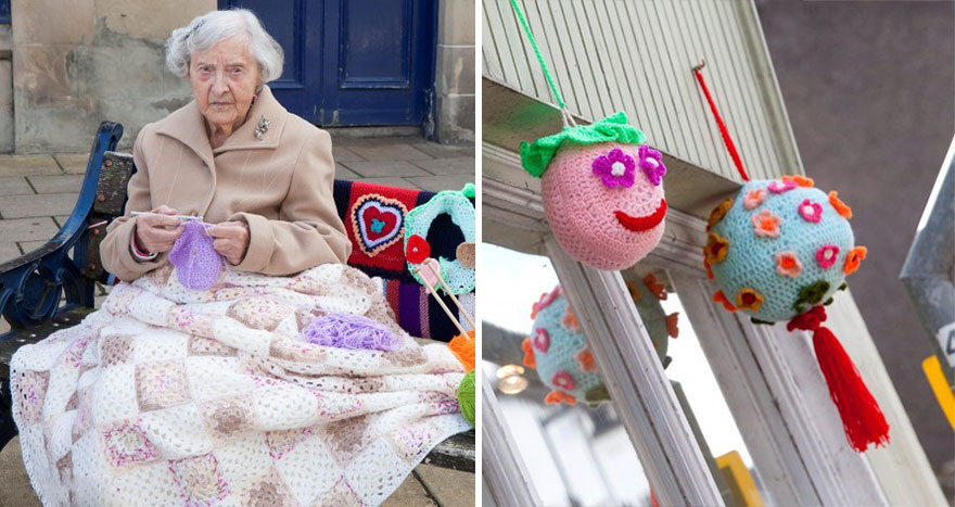 grandmother-yarn-bomb-uk-souter-stormers-knitting-104-year-old-grace-brett-7