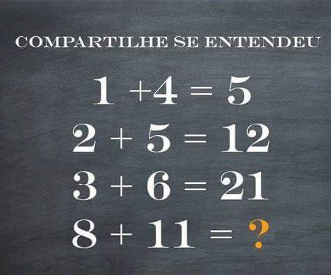 Can you figure this out...only one in a thousand will get it