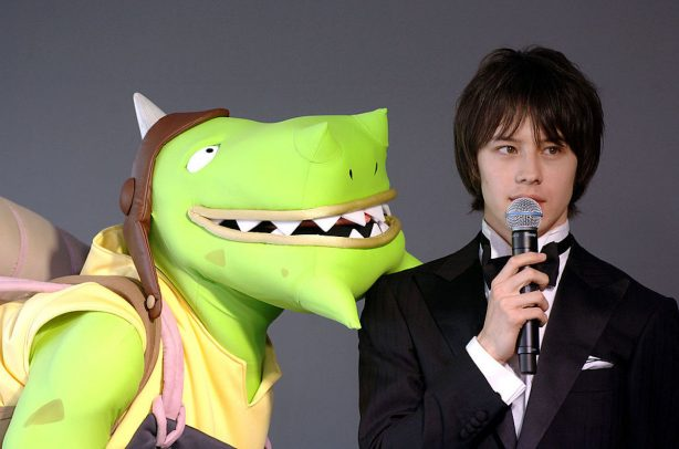 Eiji Wentz 2006 Cannes Film Festival - Fuji Television Party