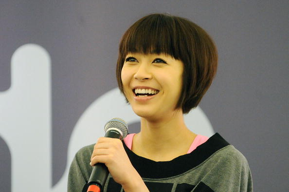宇多田ヒカルさん Japanese Pop Star Utada Visits Sephora
